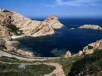 Ile Rousse in Corsica