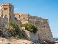 Ile Rousse Schloss auf Korsika