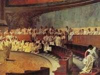 Histoire - La vie dans la Rome antique