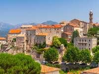 Città di Sartene in Corsica - Città di Sartene in Corsica