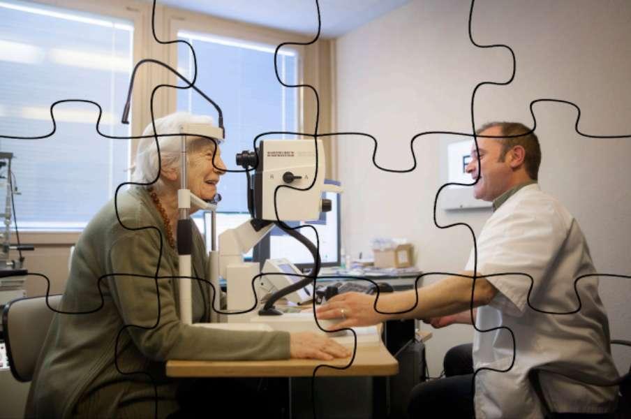 Ouderen - Bejaardenbehandeling (7×5)