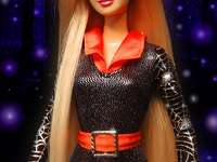 barbie halloween - great very good and easy