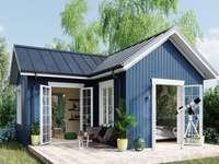 casa albastra - m .........................
