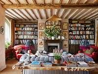 Szép hangulatos szoba