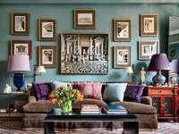 Trevligt elegant rum