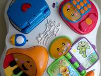 To make music - Baby educational toy