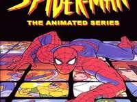 Maravilha do homem aranha - O Homem-Aranha é um estudante em seus estudos de física, uma aranha o picou por causa da picada da