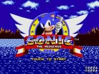Sonic Game Sega - Sonic är ett spel om en karaktär som springer för att överleva