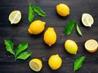 Érett citrom - Citrom főzéshez.