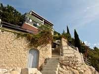 maison sur pierres