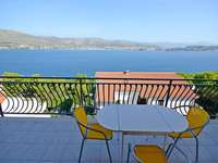 sea view from the terrace - m ....................