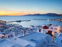 grécia - Mykonos