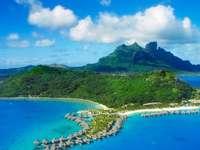 Insel Bora