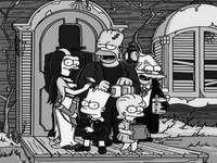 Het Simpson Family Monster
