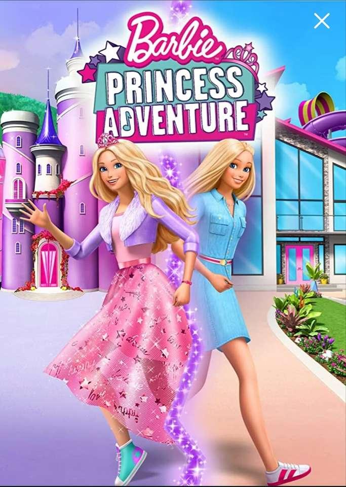 Barbie Princess Adventure - Barbie puzzle princesse aventure (6×9)