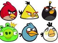 boze vogels