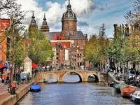 holandia- amsterdam