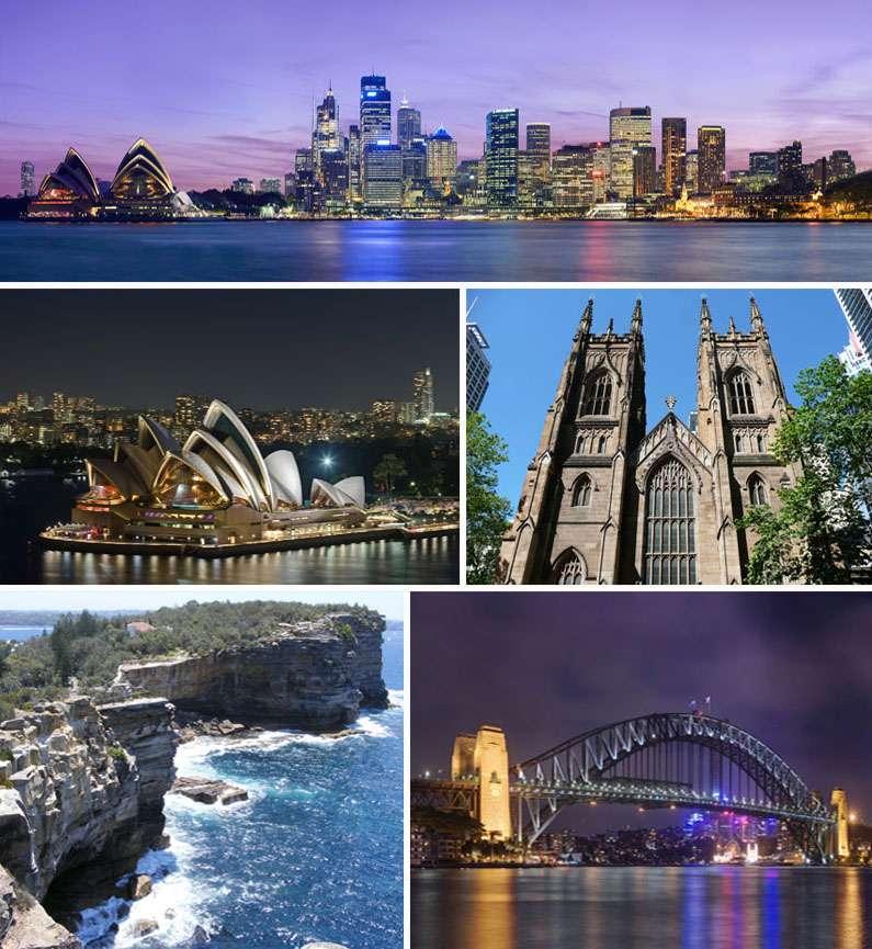 Sydney ....