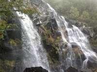 Водопад Сотило де Санабрия.