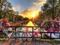 Άμστερνταμ - Αστικό τοπίο του Άμστερνταμ