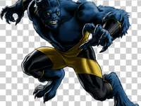 Marvel Beast