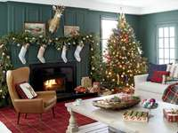 Decoration in the Christmas season - Decoration in the Christmas season