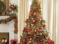 Dekoracja w okresie świątecznym