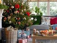 Dekorace v době Vánoc - Dekorace v době Vánoc