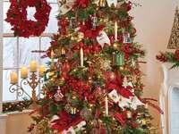 Διακόσμηση κατά την περίοδο των Χριστουγέννων
