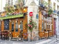 Коледна украса в Париж