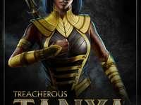 Таня Mortal Kombat