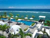 indonezja- wyspa bali- plaża