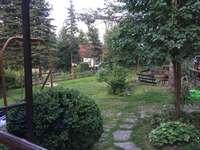 Zahrada tegen Krušných horách