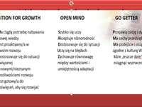 Treinamento HiPo - Quebra-cabeça para treinamento e aprendizagem descrevem competências