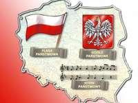 POLSKA NATIONELLA SYMBOLER