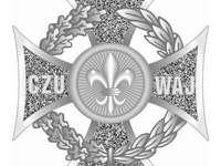 Croix de scout