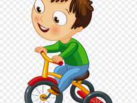 Tricycle for 1st grade