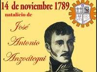 Natalicio de José Antonio Anzoátegui.