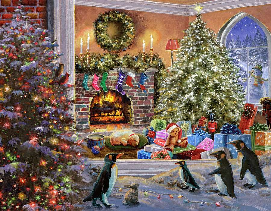 Рисуване на Коледа (12×10)