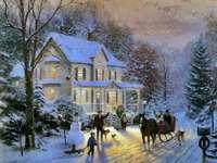 Vopsirea Crăciunului