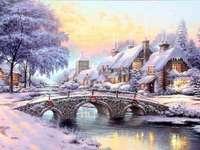 Pintura de navidad