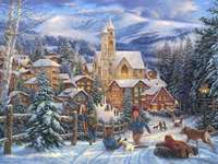 Painting christmas - Painting christmas