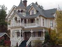 Viktoriánus ház - m ......................