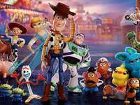 TOY STORY - Puzzle di Toy Story