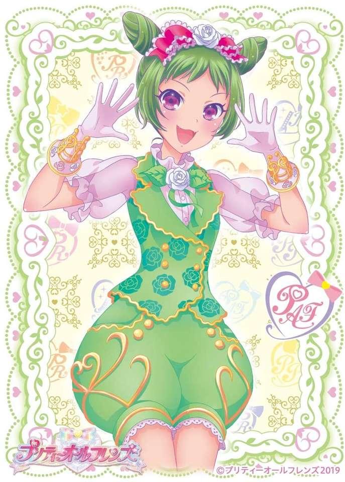 Wakana Morizono - Pretty Rhythm Rainbow Live (8×12)