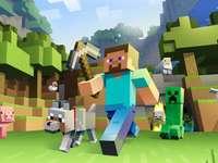 """JuanRoxo Minecraft - Under """"Minecraft Live"""" tillkännagav utvecklaren också en ny DLC som heter Howling Peaks,"""