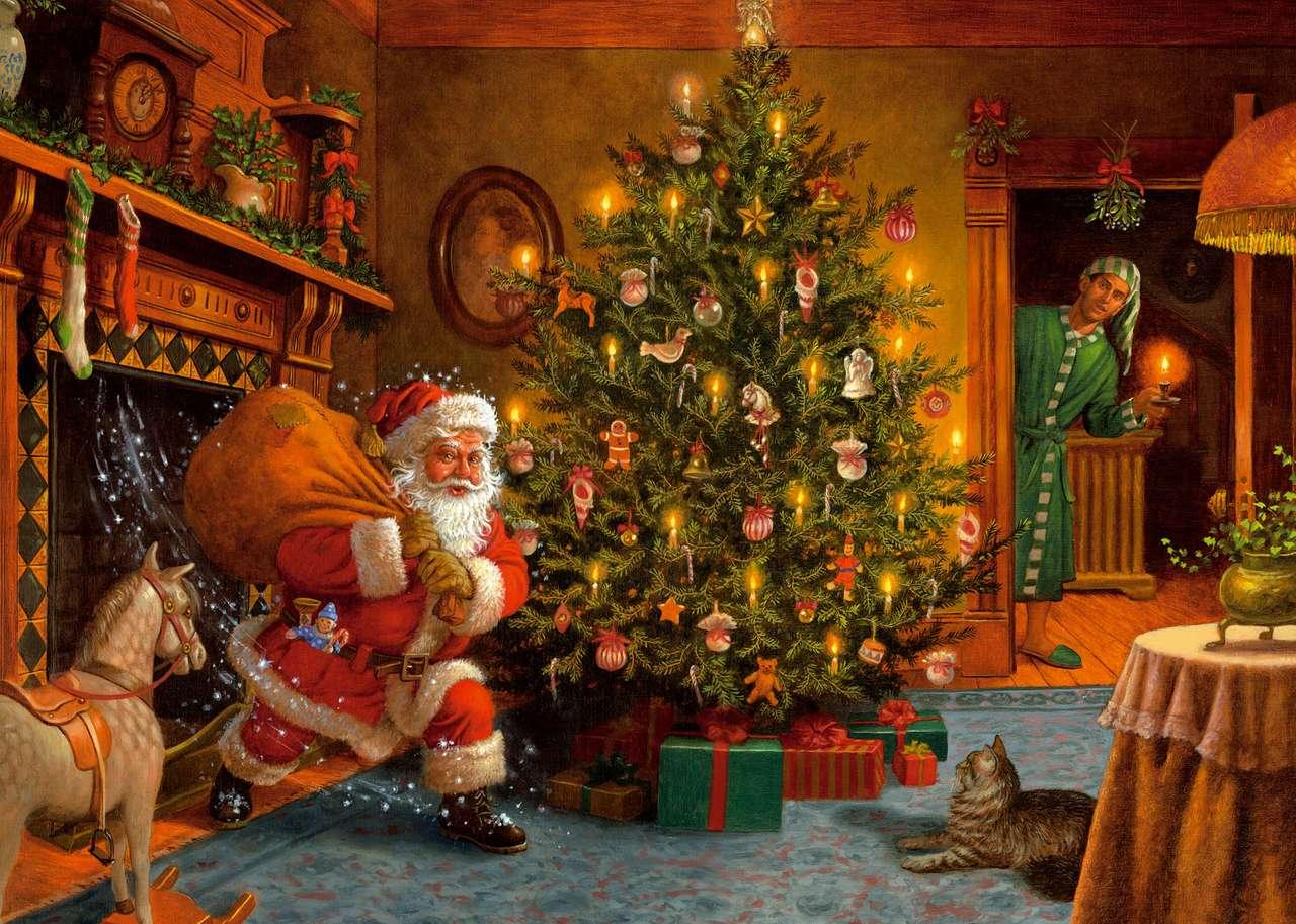 Pintando natal