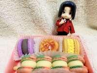 Η Itachi λατρεύει τα γλυκά