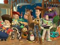 Spielzeuggeschichte - Toy Story Puzzle