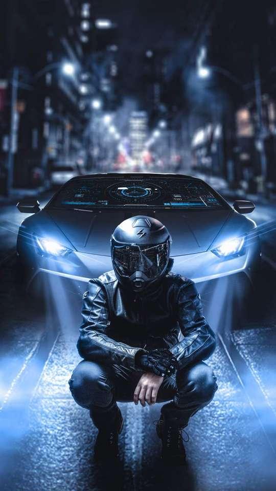 Juan deDios Hernandez - Este o mașină sport super tare (5×10)